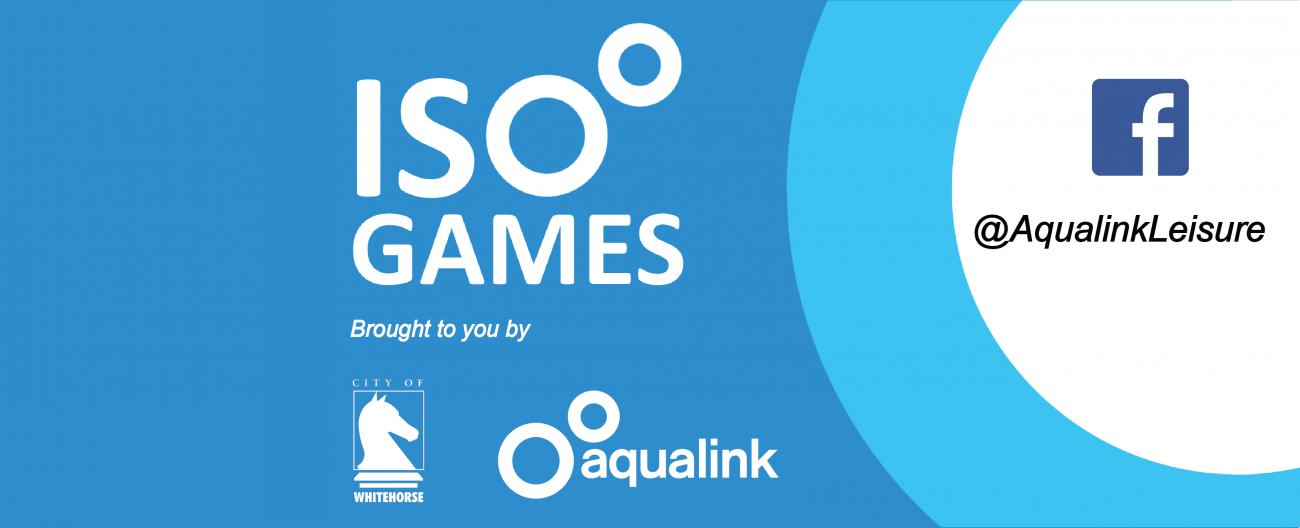 ISO Games banner